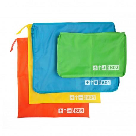 Kit bolsas para viaje